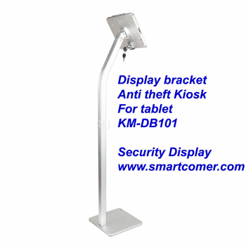 COMER advertising display stands security for tablet ipad in shop, hotels, restaurant - Comerbuy.com