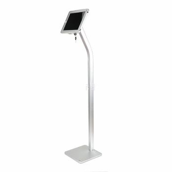COMER advertising equipment anti-theft stands for tablet ipad in shop, hotels, restaurant