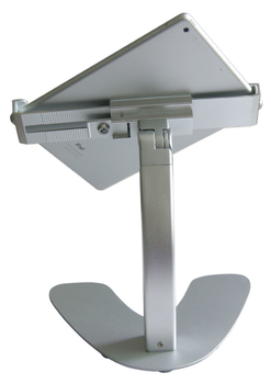COMER security tablet Display metal bracket desk holder with clip lock - Comerbuy.com