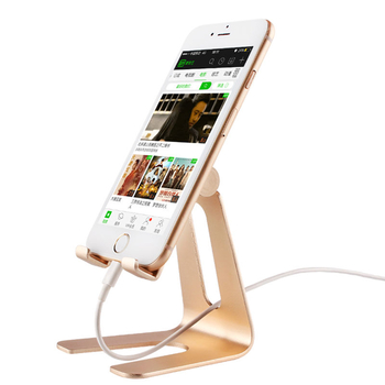 COMER cell phone desktop adjustable metal mobile phone holder for mobile phones sony xiaomi oppo - Comerbuy.com