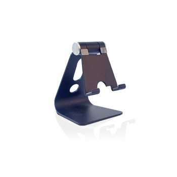 COMER Universal Aluminum Metal The Lazy desktop phone holder stands Mobile Phone Stand for iPad and Mobile