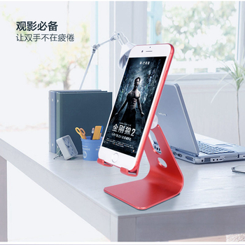 COMER New creative Adjustable Lazy tablet holder foldable mobile cell phone Desk stand For gift - Comerbuy.com