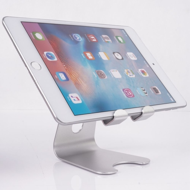 COMER Universal Mobile Phone Holder Lazy Cellphone Tablet Desk Stand For iPhone Ipad Cell - Comerbuy.com